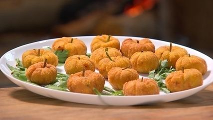 Receita Nosso Campo: aprenda a fazer um bolinho com abóbora cabotiã