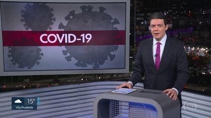 Vacinação contra a Covid-19 vai ser obrigatória no estado de São Paulo