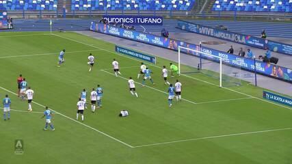 Melhores momentos de Napoli 4 x 1 Atalanta pelo Campeonato Italiano