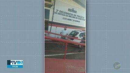 Advogado é detido por ato obsceno em frente à Delegacia da Mulher, em Campinas