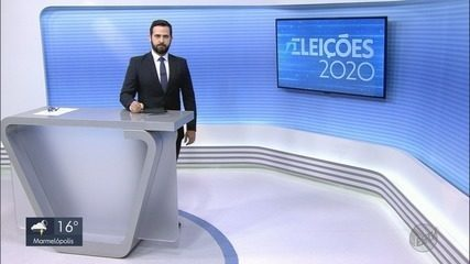 Eleições 2020: candidatos a prefeito de Poços de Caldas saem às ruas neste sábado