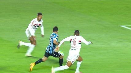 Melhores momentos: São Paulo 0 x 0 Grêmio pela 17ª rodada do Brasileirão 2020