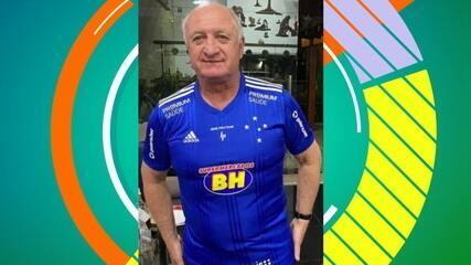Cruzeiro contrata Felipão para tirar time do Z4 da Série B