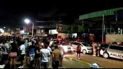 Bar é interditado por descumprir protocolos de prevenção à Covid-19, em Olinda