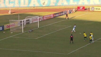 Londrina 3x2 Ypiranga-RS: veja os gols do jogo da 11ª rodada da Série C