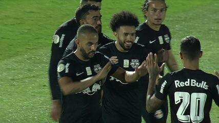 Melhores momentos: Bragantino 2 x 0 Sport, pela 17ª rodada do Brasileirão