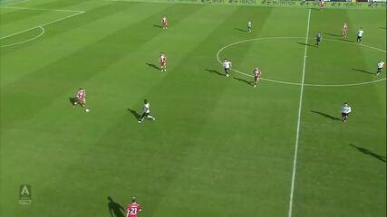 Spezia 2 x 2 Fiorentina pelo Campeonato Italiano