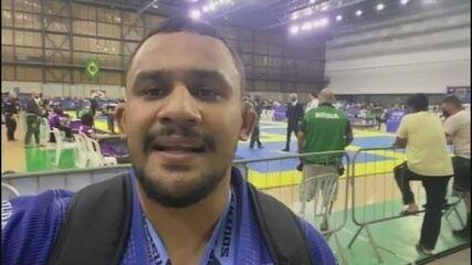 Wendell Barbosa é campeão no Rio Challenge e lidera ranking nacional na categoria N