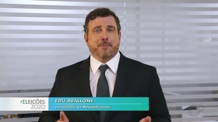 Candidato Edu Avallone fala sobre as propostas para a saúde em Bauru