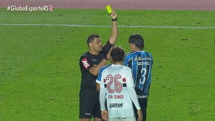 Após empate com o São Paulo, Grêmio pede anulação do jogo por questões da arbitragem