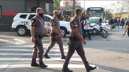 Operação da PM interdita ruas do Brás a partir desta terça