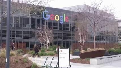 Departamento de Justiça dos Estados Unidos abre processo contra o Google
