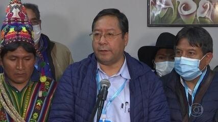 Bolívia aguarda resultado oficial de eleição que deve confirmar Luis Arce como presidente