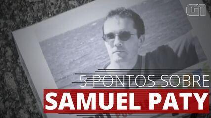 Conheça cinco pontos sobre Samuel Paty, professor que foi decapitado na França