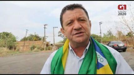 Coronel Usai (PRTB) fala sobre solução para problemas de buracos em Ribeirão Preto
