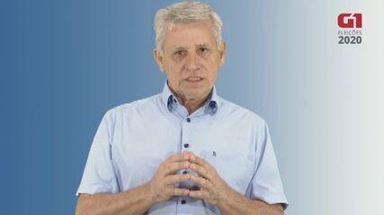 Professor Coca Ferraz fala de suas propostas para a geração de emprego em Araraquara