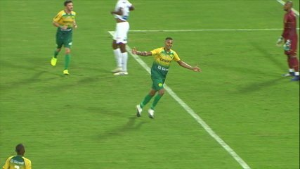 Os gols de Cuiabá 3 x 3 Paraná, pela 17ª rodada do Brasileirão Série B