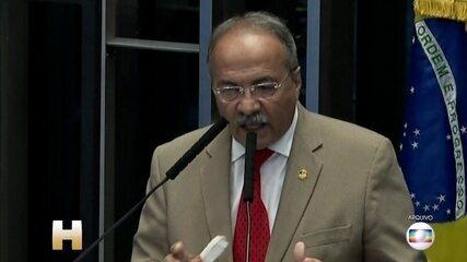 Filho e suplente de Chico Rodrigues é citado em inquérito que apura desvio de recursos