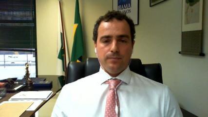 'Dinheiro não está caindo na conta do Ibama', diz Eduardo Bim sobre repasses do Governo
