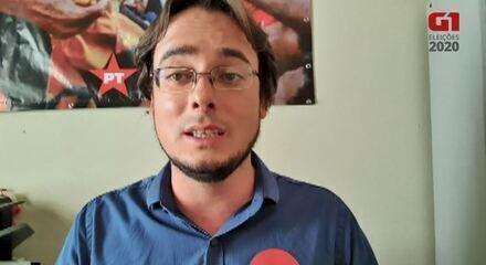 Pedro Tourinho (PT) fala sobre solução para resíduos sólidos em Campinas