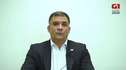 Rogério Parada (PRTB) fala sobre solução para resíduos sólidos em Campinas