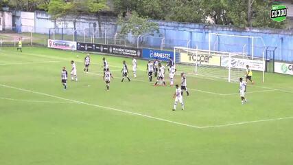 Melhores momentos de Vitória-ES 1 x 2 Goiânia, pela Série D do Brasileiro 2020