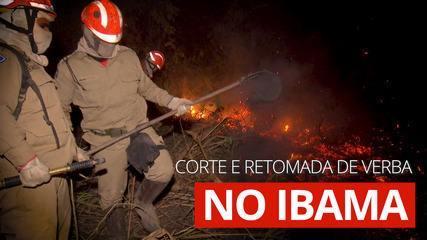 Entenda a polêmica do corte de verbas do Ibama para combate a incêndios no Pantanal
