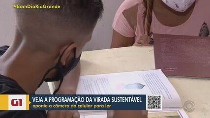 Virada Sustentável 2020 terá debates, shows e drive-in gratuito em Porto Alegre
