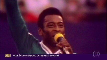 Já imaginou como seria o mundo sem o Pelé?