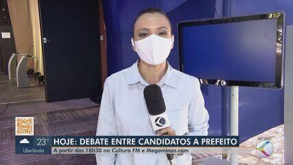 Eleições 2020: Rádio Cultura FM e Megaminas.com promovem debate em Uberlândia