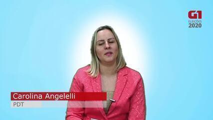 Carolina Angelelli (PDT) resume proposta para o transporte público de Piracicaba