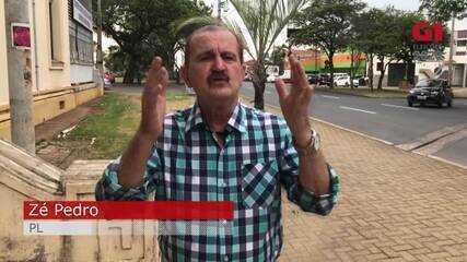 Zé Pedro (PL) resume proposta para o transporte público de Piracicaba