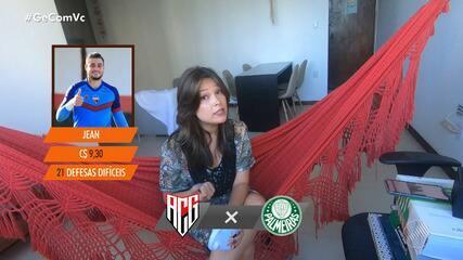Casa, Café e Cartola #18 tem Jean no gol e aposta em Raul no meio de campo