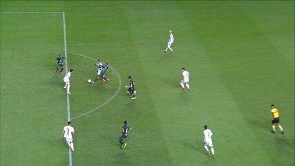 Melhores momentos de América-MG 2 x 1 Confiança, pela 18ª rodada do Brasileirão série B