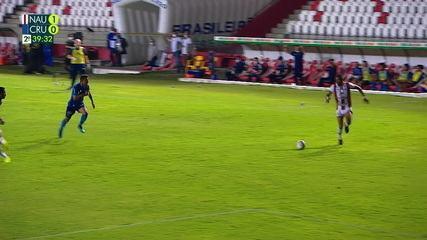 Melhores momentos de Náutico 1 x 1 Cruzeiro, pela 18ª do Brasileirão Série B