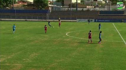Melhores momentos de Real Brasília 0 x 0 Vila Nova-ES, pela Série A-2 Brasileirão Feminino