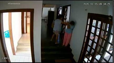 Vídeo: embaixadora das Filipinas no Brasil agride empregada doméstica