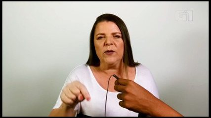Candidata Georlize fala sobre o tema mobilidade
