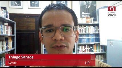 Thiago Santos (UP) explica como pretende combater a corrupção no Recife