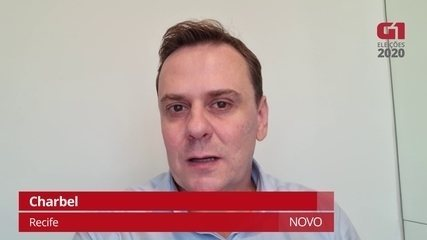 Charbel (Novo) explica como pretende combater a corrupção no Recife