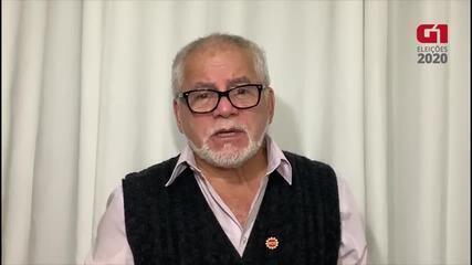 Organizações Sociais - Antônio Carlos, candidato à Prefeitura pelo PCO
