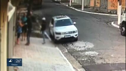 Polícia identifica um dos suspeitos de matar policial na Zona Leste da Capital