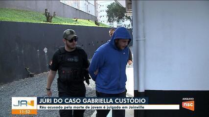 Réu acusado pela morte de jovem é julgado em Joinville