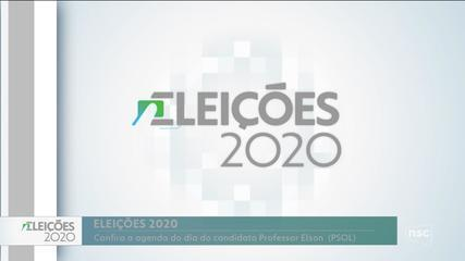 Eleições 2020:Veja a agenda dos candidatos à prefeitura de Florianópolis nesta terça-feira