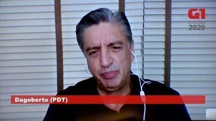 Dagoberto (PDT) fala sobre saúde em Campo Grande