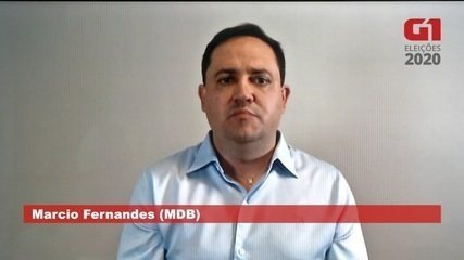 Marcio Fernandes (MDB) fala sobre saúde em Campo Grande