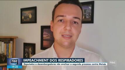 Colunista Ânderson Silva comenta escolha da Alesc e afirmação da PF sobre Moisés