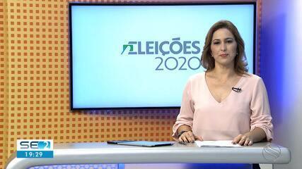 Eleições 2020: agenda dos candidatos à Prefeitura de Aracaju desta terça-feira (27)