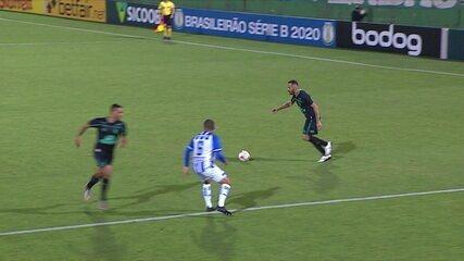 Melhores momentos: Chapecoense 0 x 0 CSA pela 2ª rodada do Brasileirão Série B