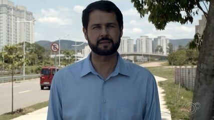 Candidato Luiz Fernando Machado fala sobre propostas para transporte público em Jundiaí